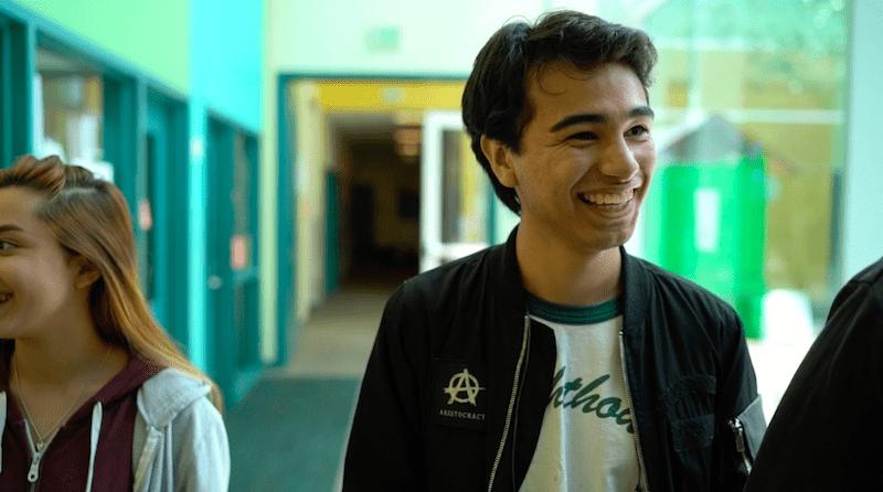 DJ Acosta, 2017 Lighthouse Graduate