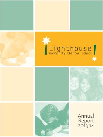 Cover: Annual Report 2013-2014